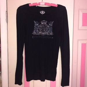 Juicy Couture Long Sleeve Shirt